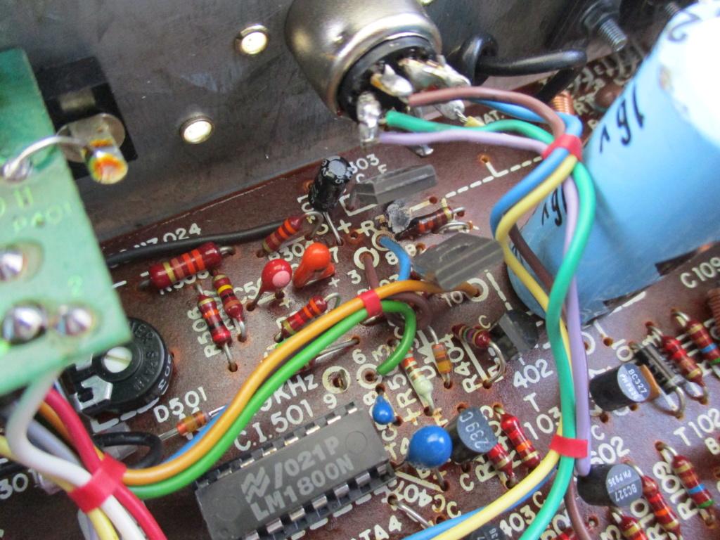 Blaupunkt Viena Electronic 1974, aide SVP Img_4110