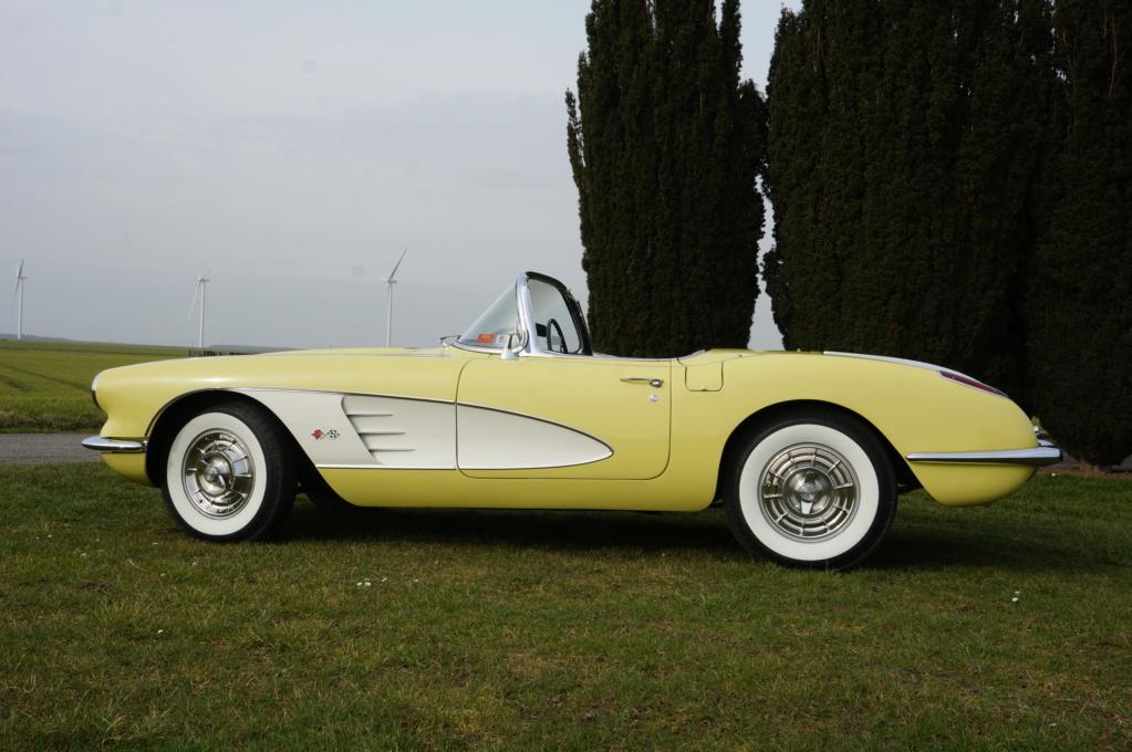 C1 1958 panama yellow 03d98110
