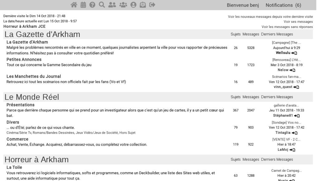 Une feuille de style CSS alternative SFW pour le forum Screen11