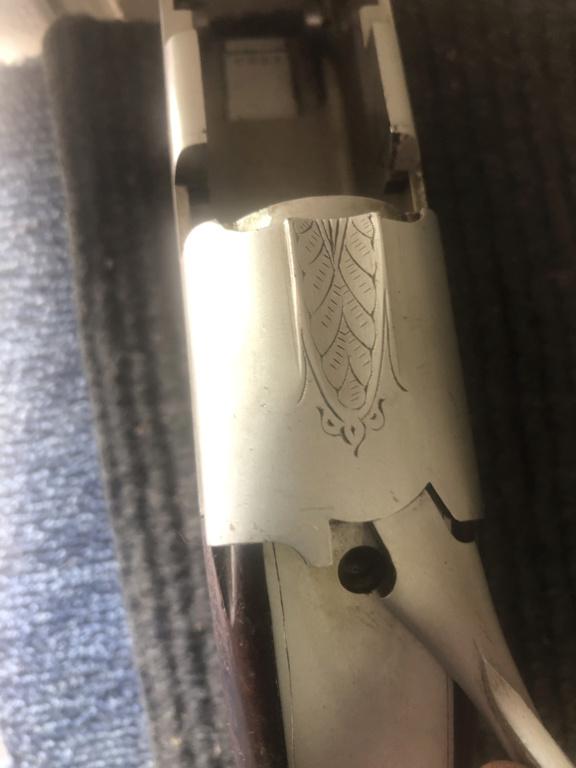 demontage d une crosse de mon fusil svp Cf042310