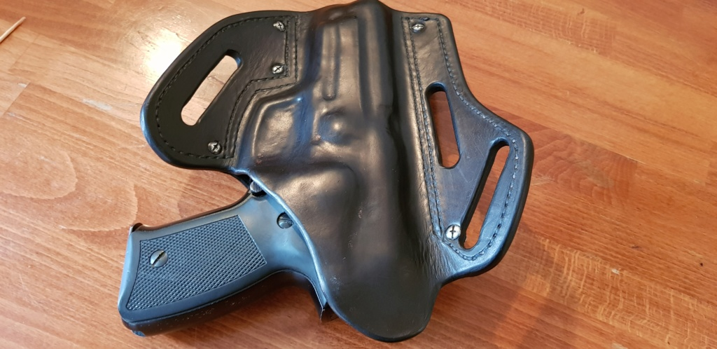 Kydex & Leather holster 20181010