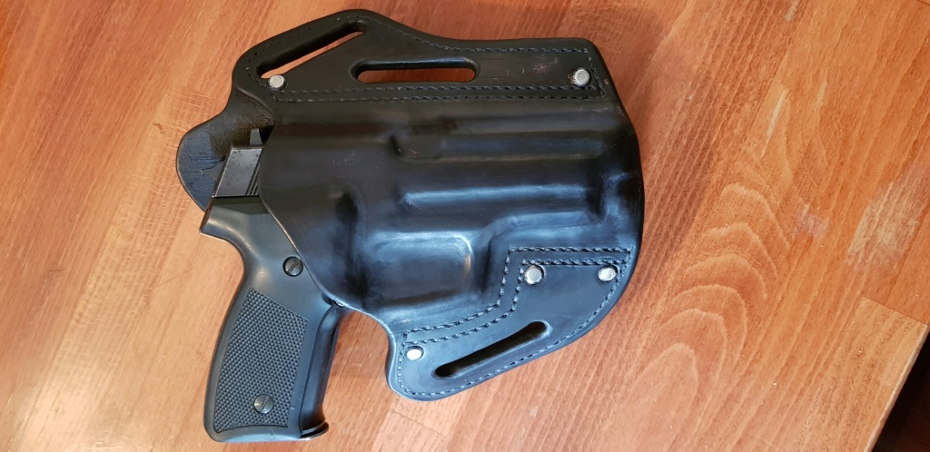 Kydex & Leather holster 20181015