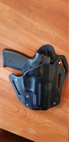 Kydex & Leather holster 20181016