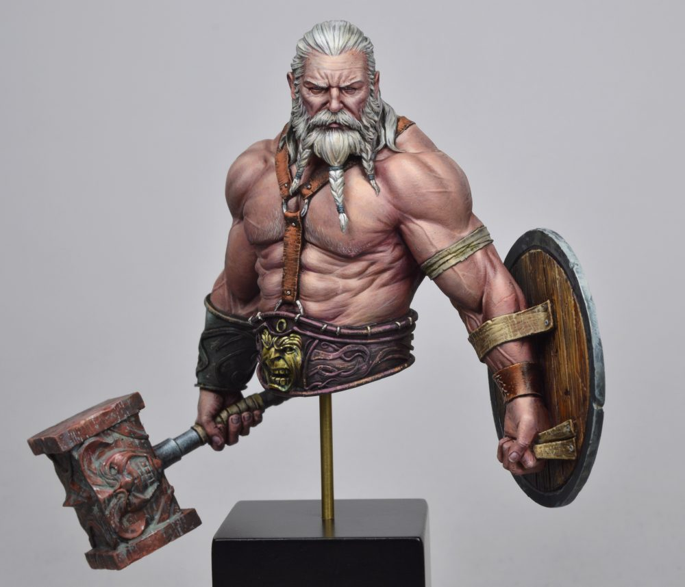 The old barbarian Bress-10