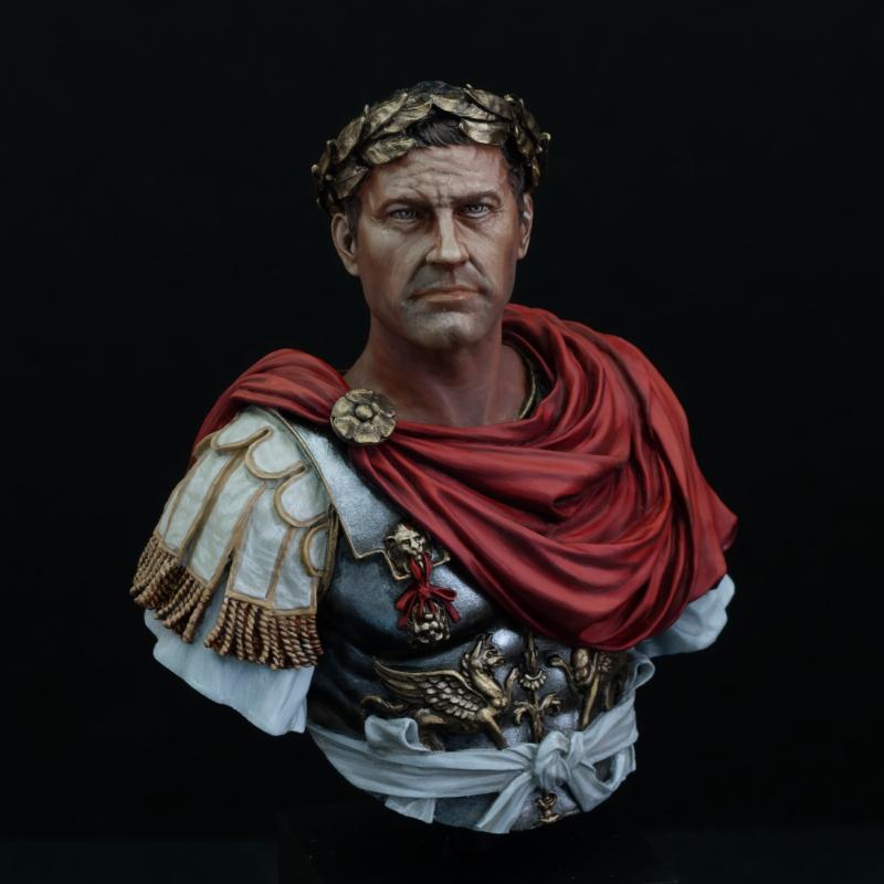 Gaius Julius Cesar buste Nuts Planet Caesar10