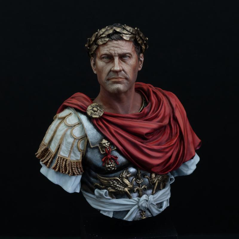 Gaius Julius Cesar buste Nuts Planet Caesar11