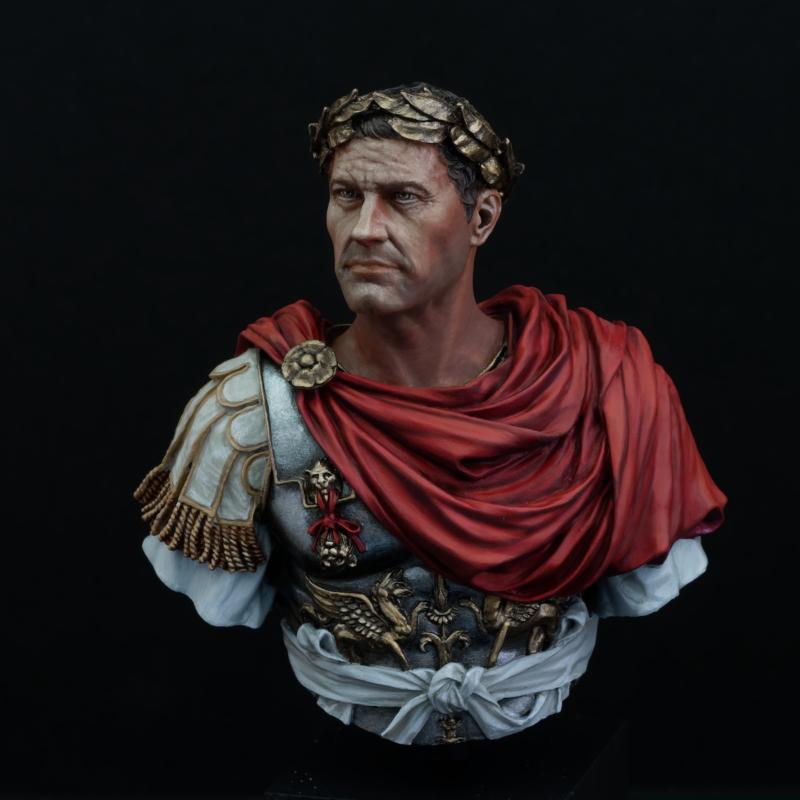 Gaius Julius Cesar buste Nuts Planet Caesar12