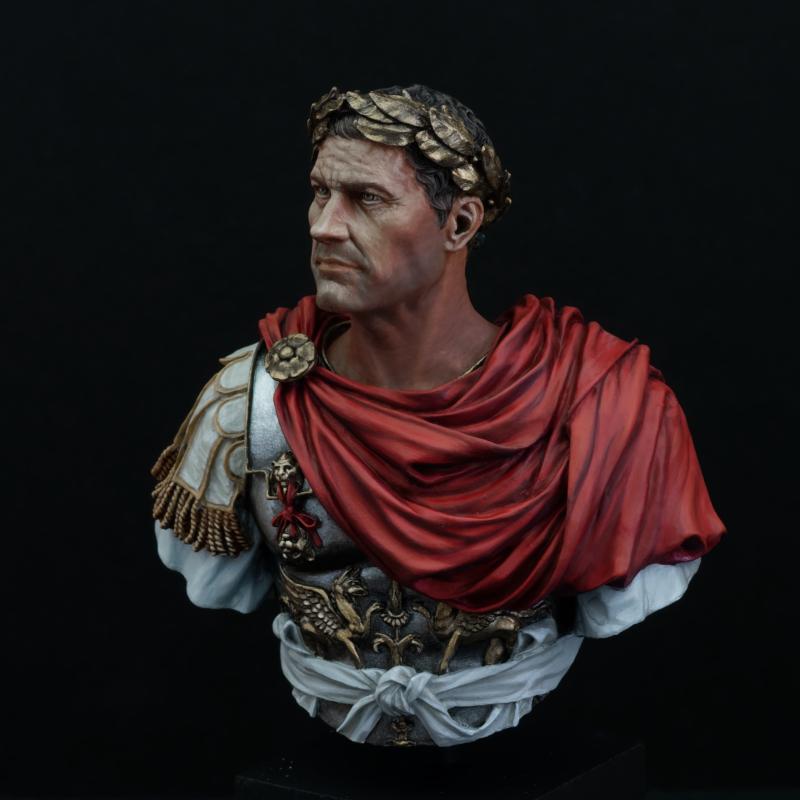 Gaius Julius Cesar buste Nuts Planet Caesar13