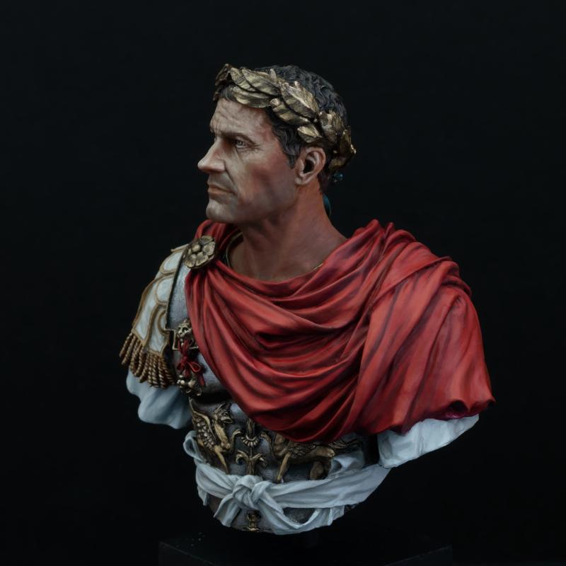 Gaius Julius Cesar buste Nuts Planet Caesar14