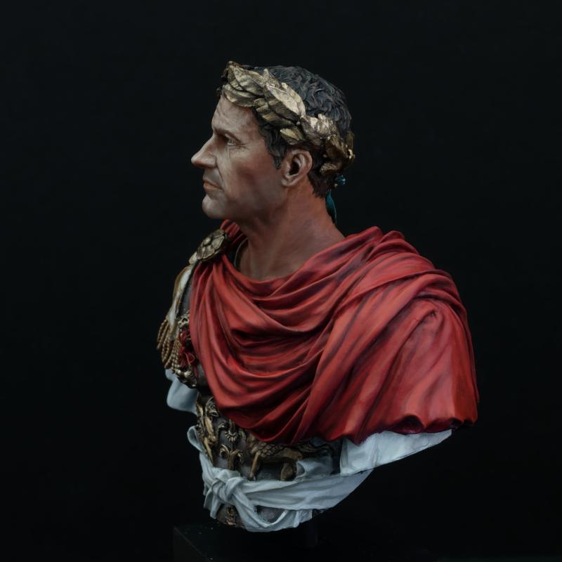 Gaius Julius Cesar buste Nuts Planet Caesar16