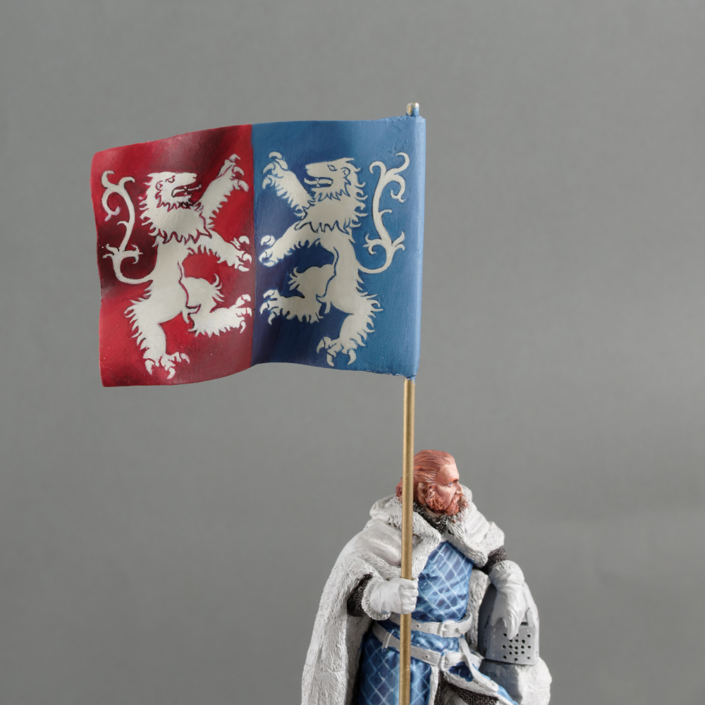 Chevalier au Lion rouge  Cheval17