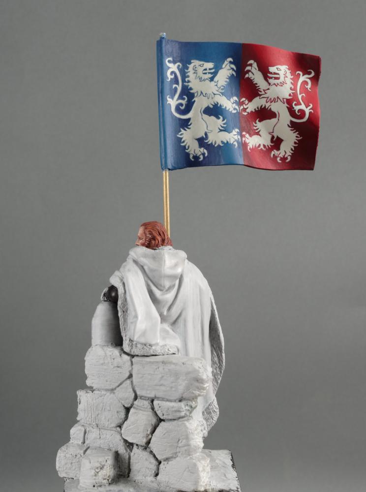 Chevalier au Lion rouge  Cheval18