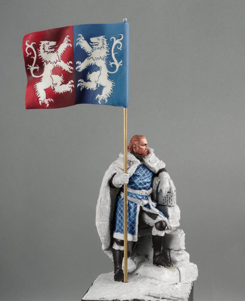 Chevalier au Lion rouge  Cheval20
