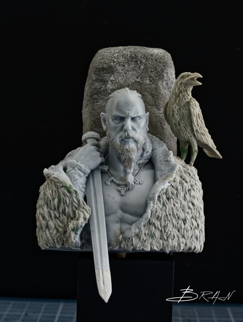Buste viking  Imgp0112