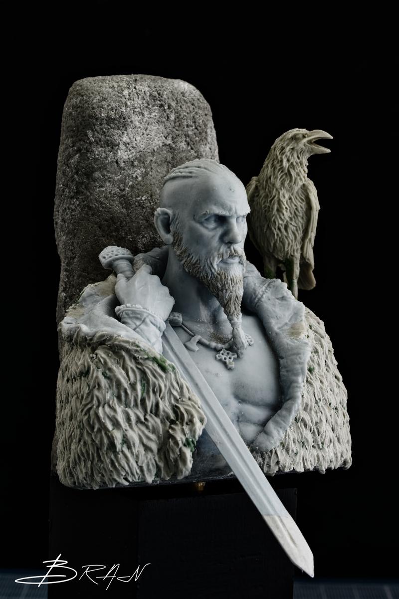 Buste viking  Imgp0113