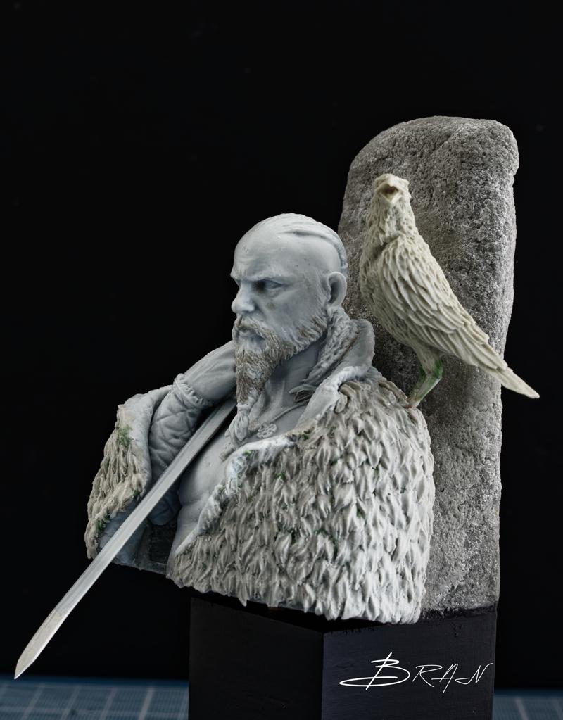Buste viking  Imgp0115