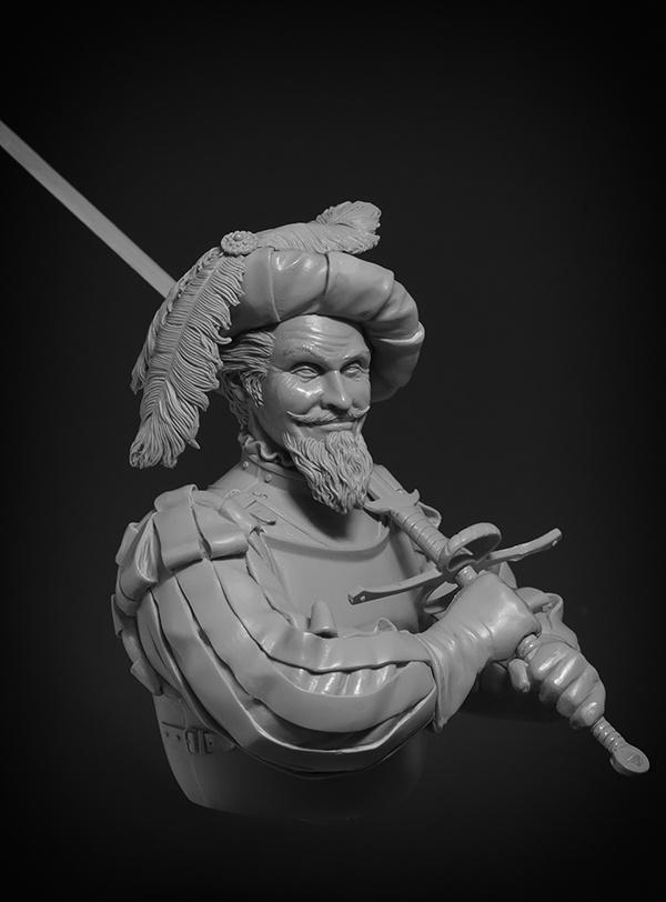 Une figurine, un buste... Plusieurs versions Landsk10