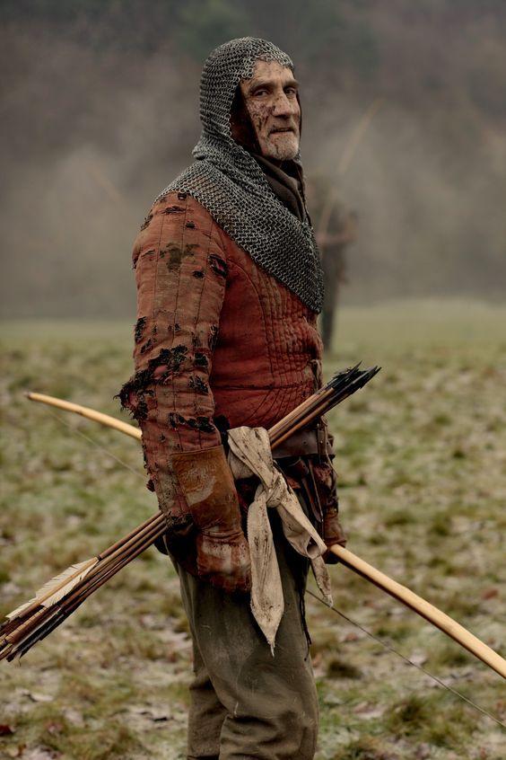 Medieval footman Modzol13