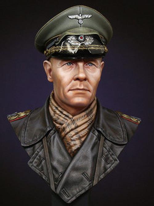 Officier Allemand Rommel11