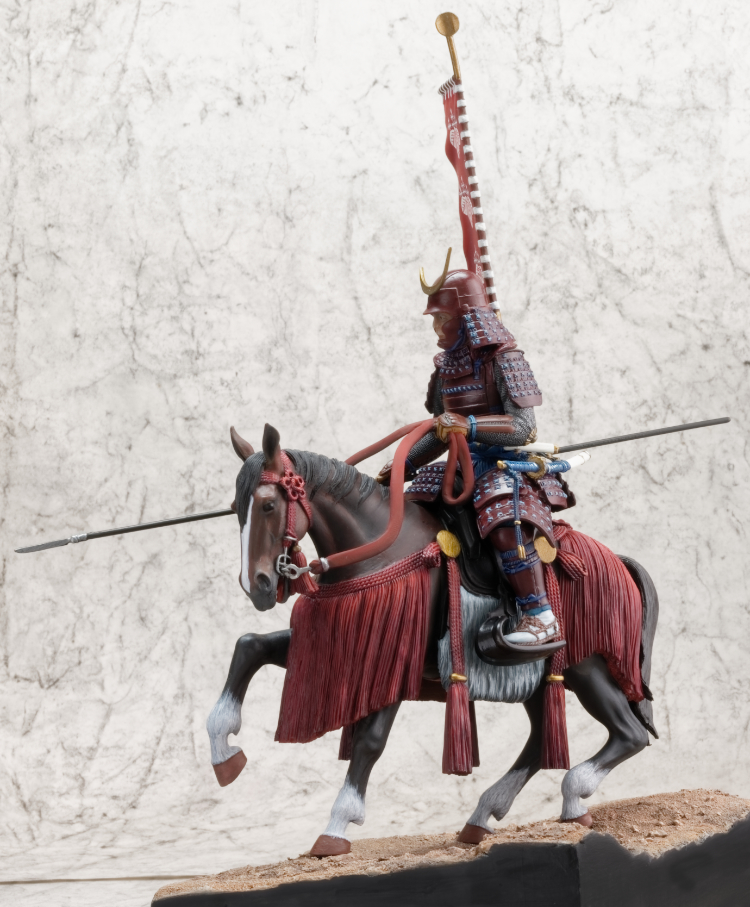 Samouraï à cheval Samour11