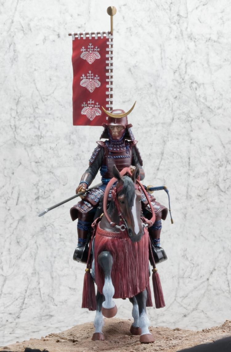 Samouraï à cheval Samour12