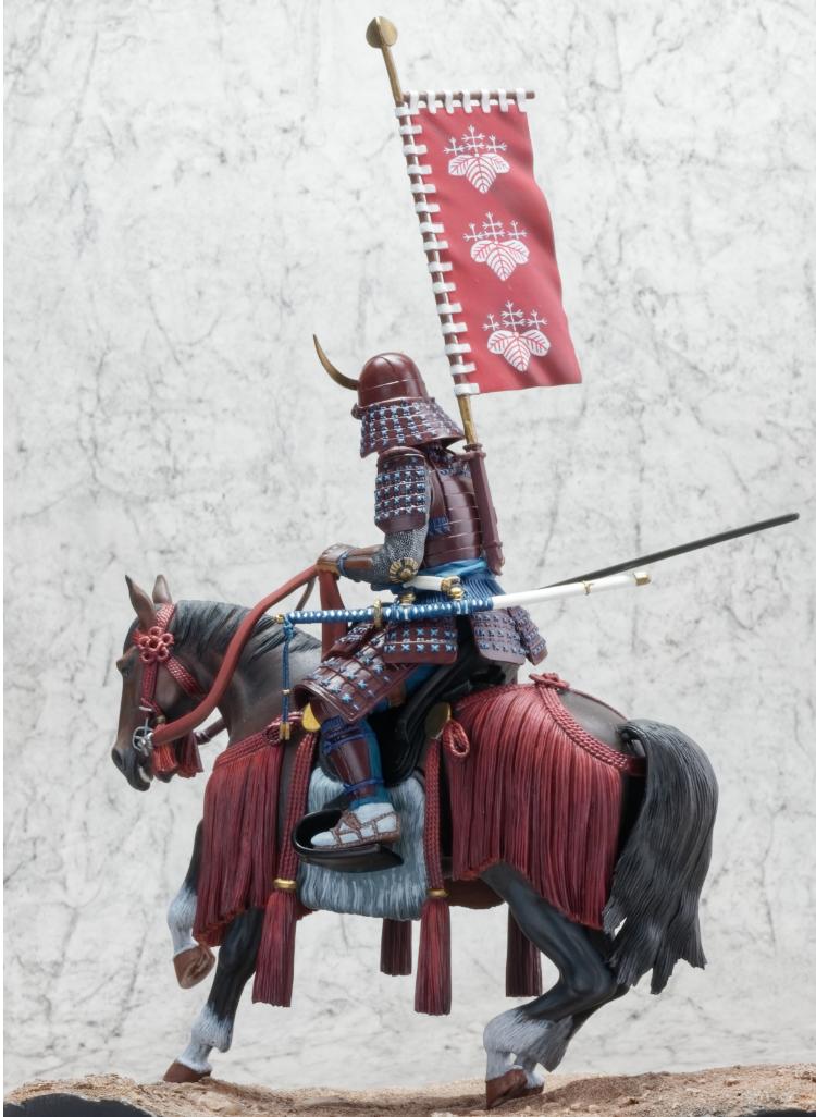 Samouraï à cheval Samour14