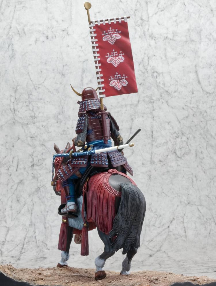 Samouraï à cheval Samour15