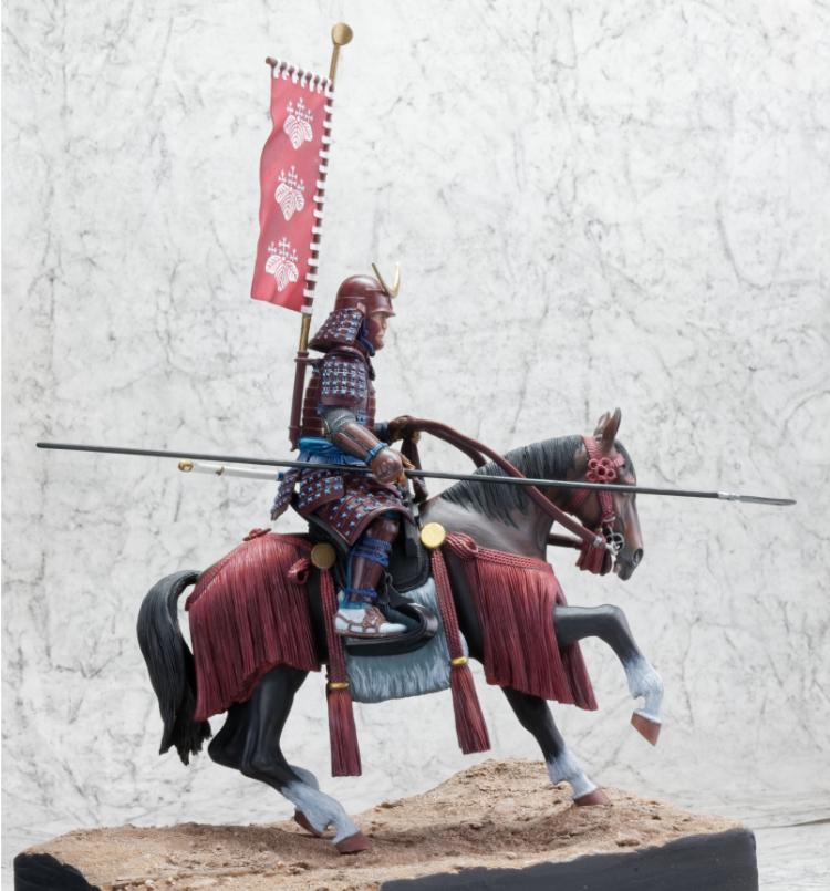 Samouraï à cheval Samour16