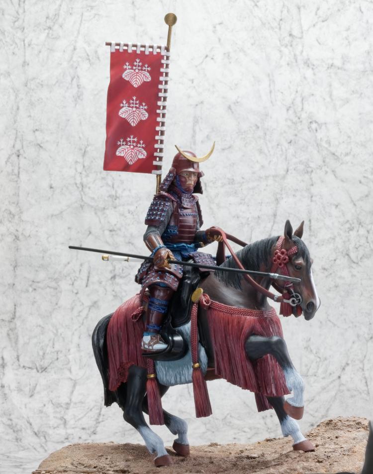 Samouraï à cheval Samour17