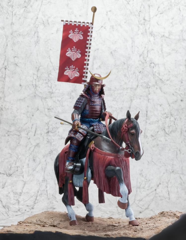 Samouraï à cheval Samour18