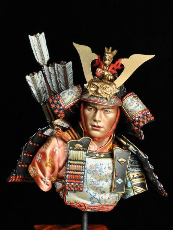 Samouraï à cheval Samour19