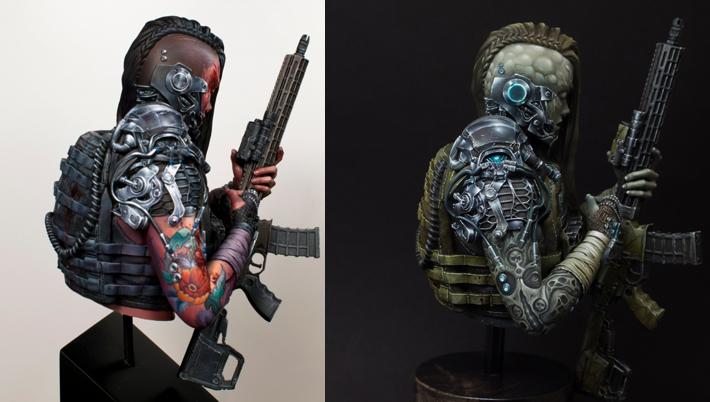 Une figurine, un buste... Plusieurs versions Sans_t12