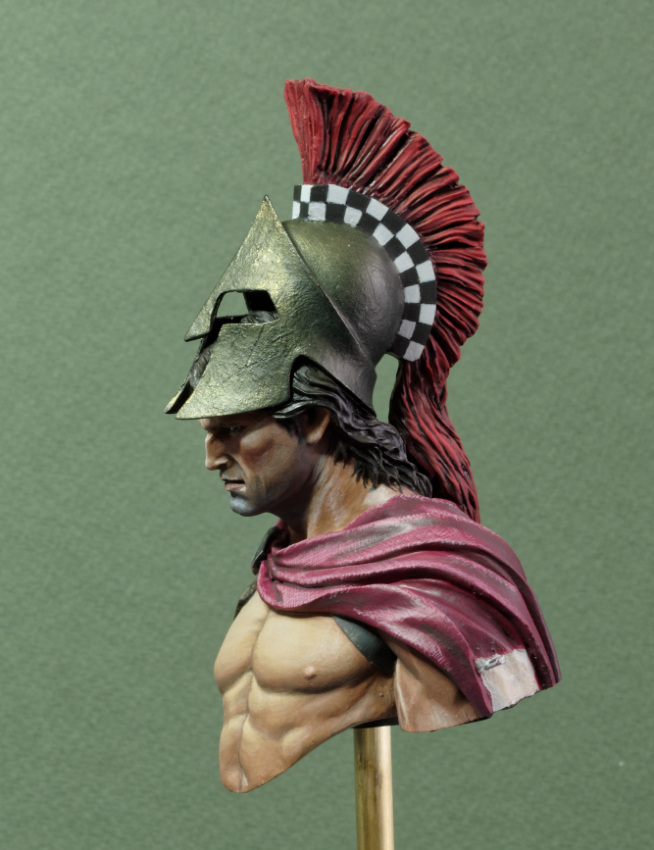 Buste Sparta Young Miniatures Sparta34