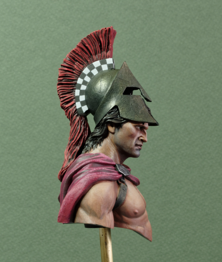 Buste Sparta Young Miniatures Sparta37