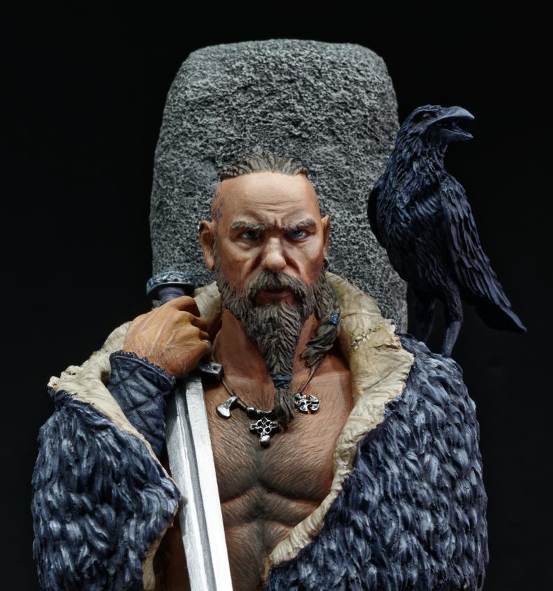 Buste viking  V_0110