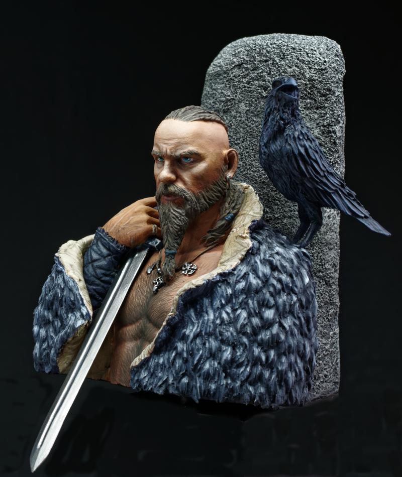 Buste viking  V_0410