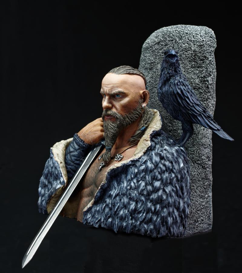 Buste viking  V_0710