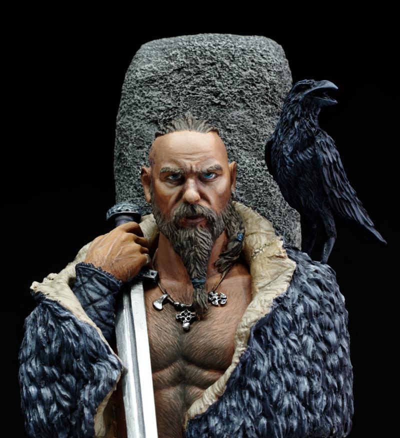 Buste viking  V_0810