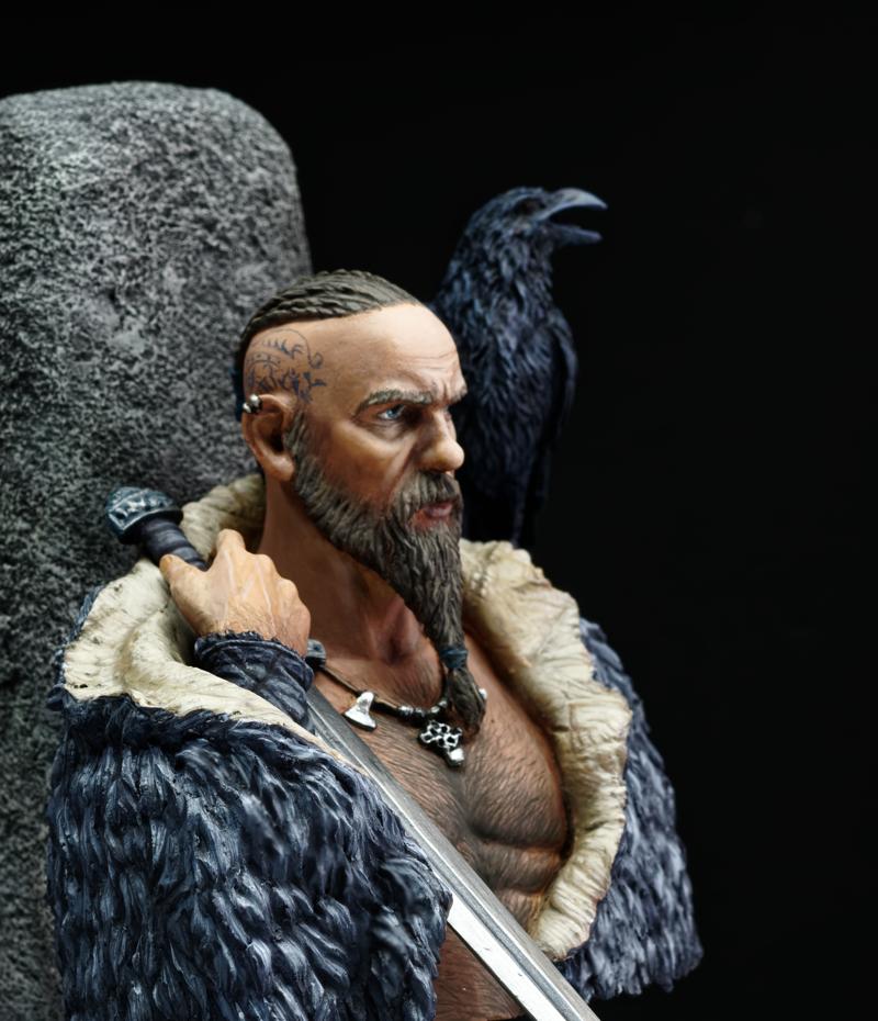 Buste viking  V_1010