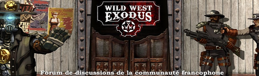 Wild West Exodus - Forum de discussions