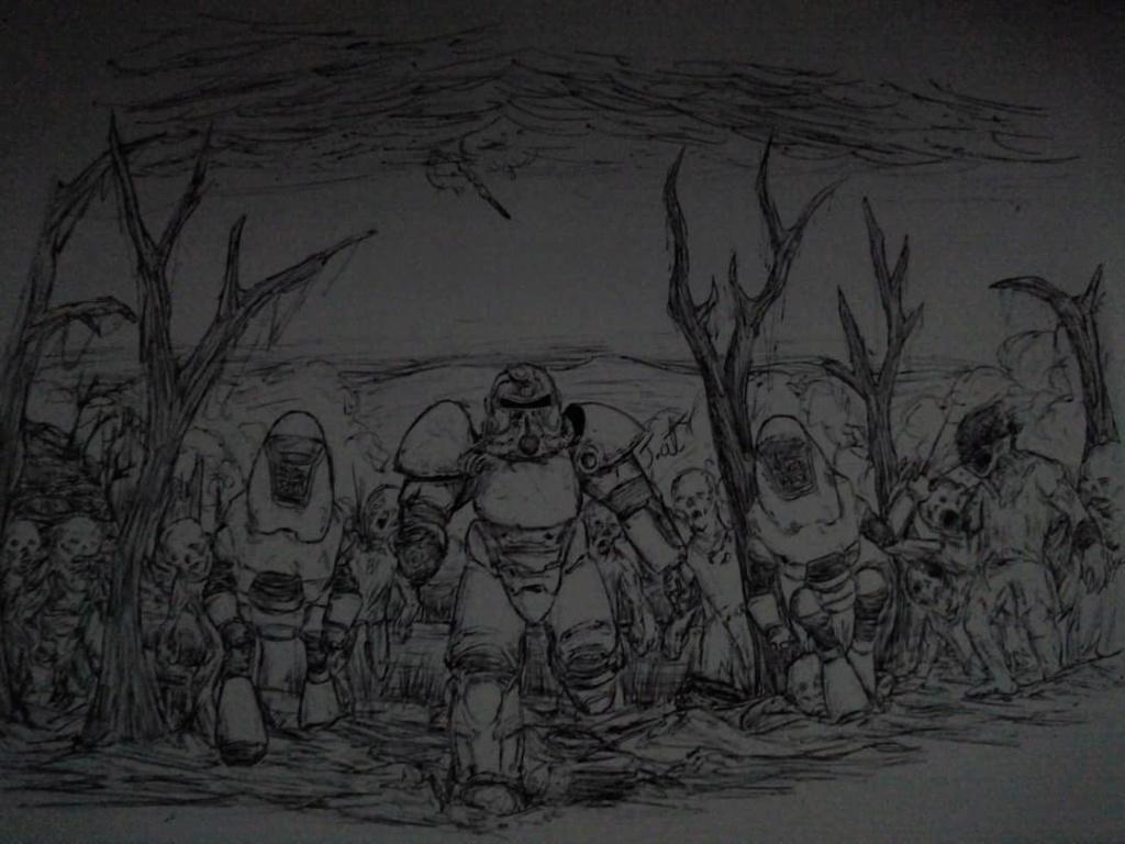 Some Fallout Draws! 6baf8a11