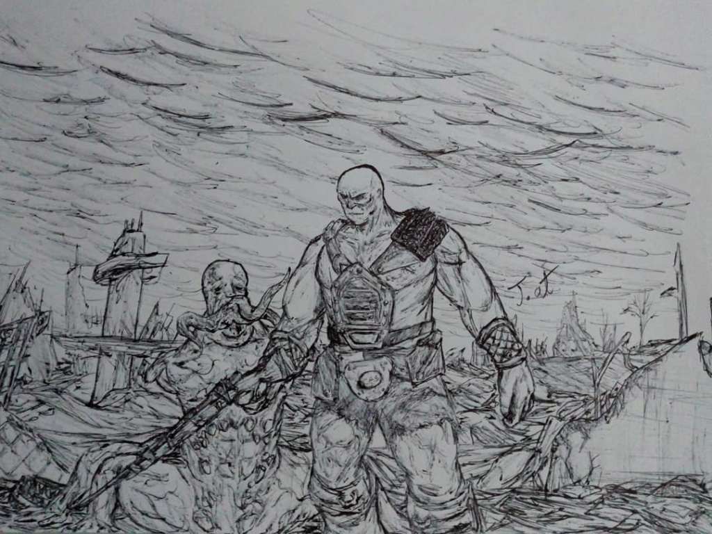 Some Fallout Draws! E1ab3010
