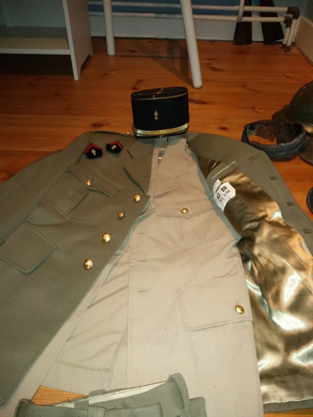 Uniforme de gendarme du genie 15563913