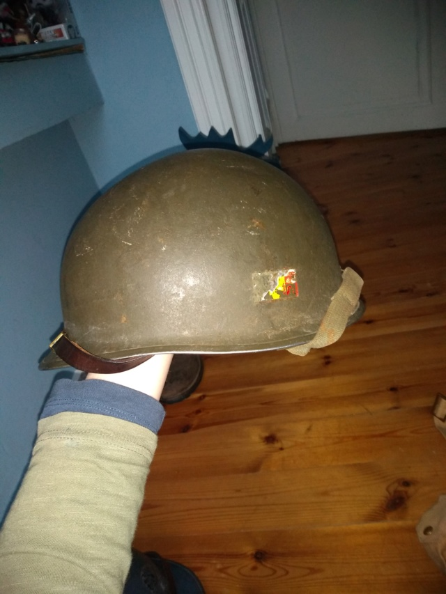 Modifier un casque USM1 d'après guerre 15583712