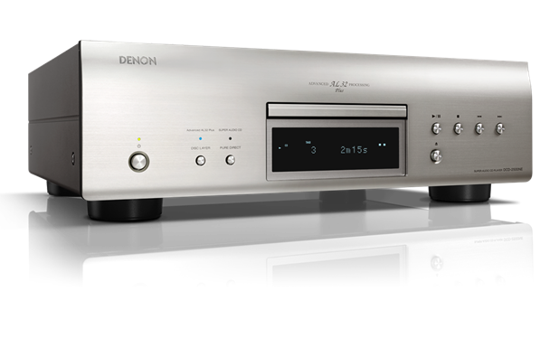 Denon DCD-2500NE Super Audio CD Player (New) 32_dcd10