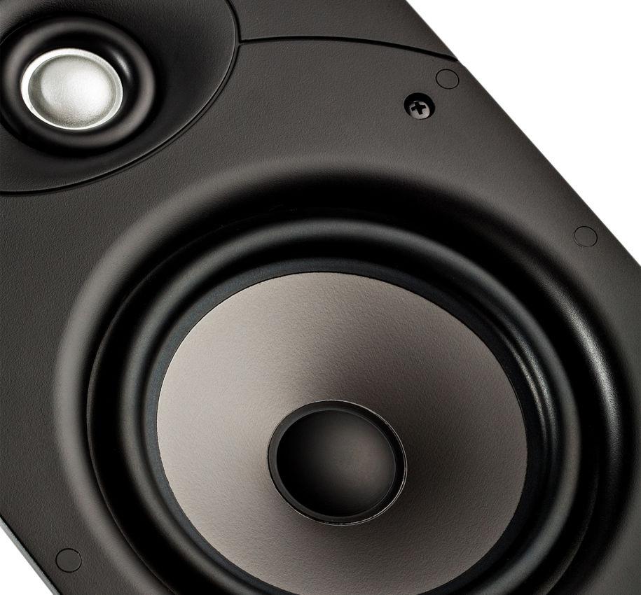 Polkaudio V65 In-Wall Speaker (New) 74719224