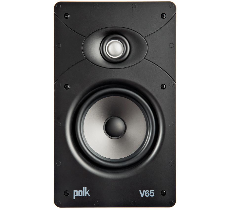 Polkaudio V65 In-Wall Speaker (New) 74719226