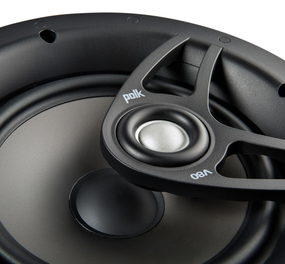 Polkaudio V80 In-Ceiling Speaker (New) 74719227