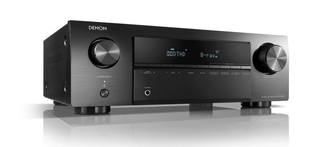 Denon AVR-X250BT (New) Avr-x212
