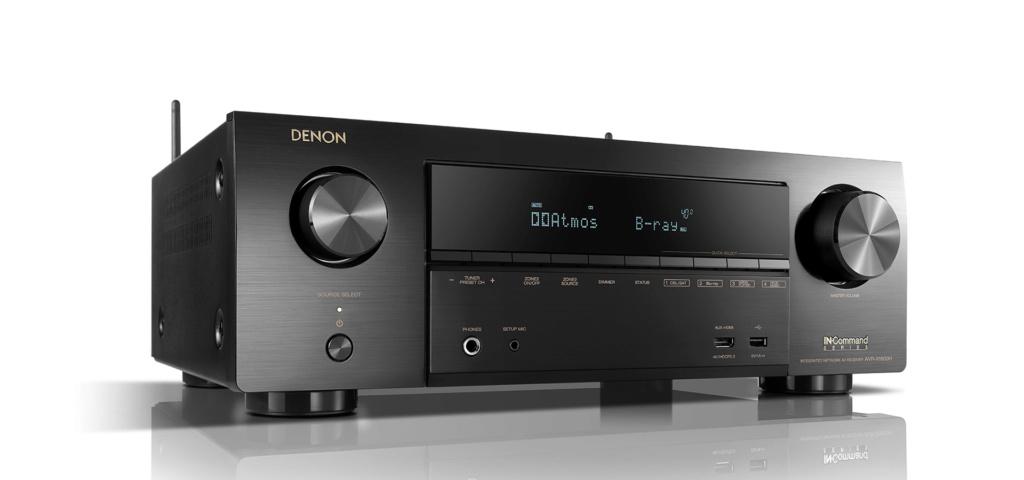 Denon AVR-X1600H (New) D_x16010